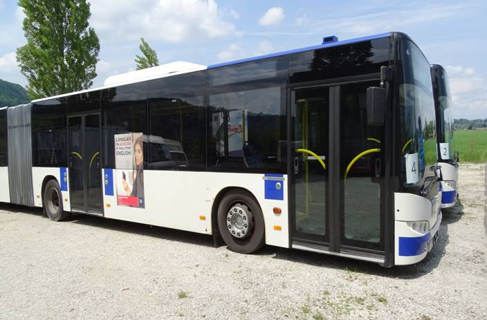 Neoplan n 4422 centroliner2007 km lungh for 4 4422 c